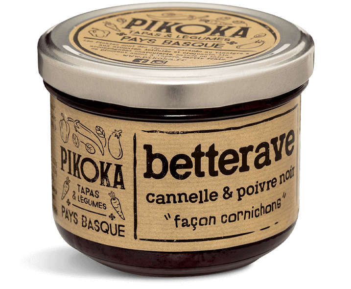 Betterave acidulée Pikoka